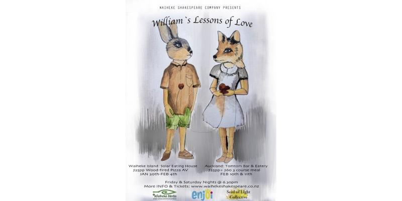 William's Lessons of Love