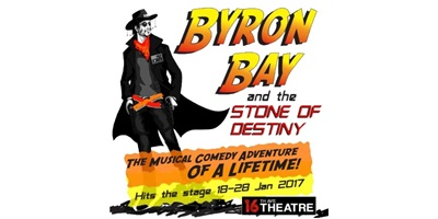 Byron Bay and the Stone of Destiny