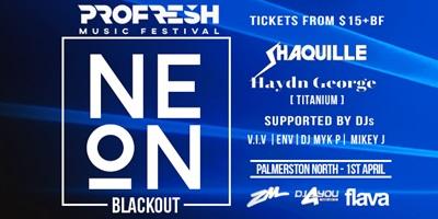 NEON Blackout