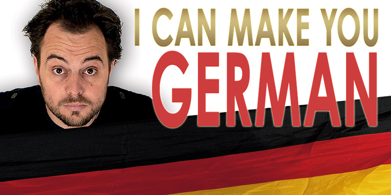 5-Step Guide to Being German