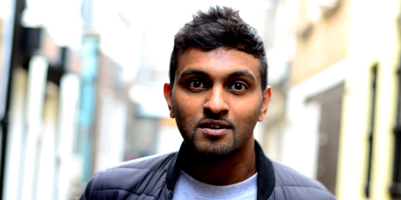 Sunday Sessions - Nazeem Hussain