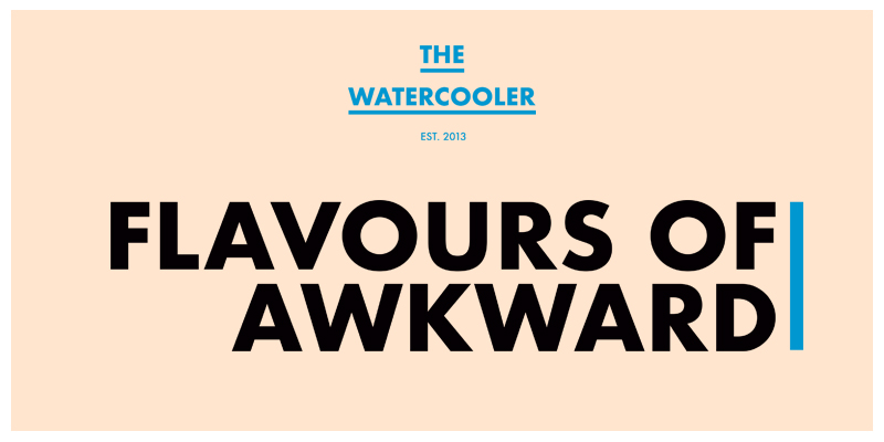THE WATERCOOLER: March Edition