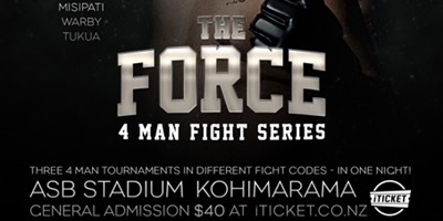 THE FORCE - 4 Man Fight Series