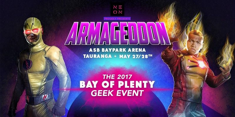 ARMAGEDDON EXPO 2017 - Cocktail Party