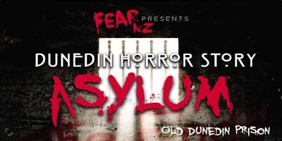 Dunedin Horror Story Asylum