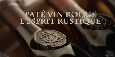 Pâté Vin Rouge