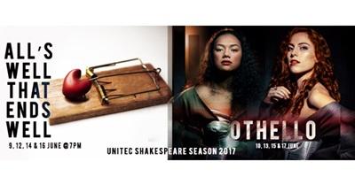 Unitec's 2017 Shakespeare Season