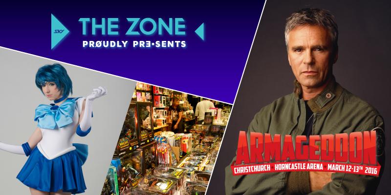 ARMAGEDDON EXPO 2016 - VIP