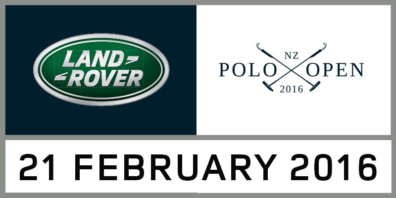 Land Rover NZ Polo Open