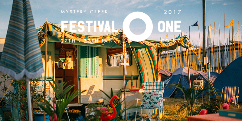 Festival One 2017 - Campervan and Caravan sites