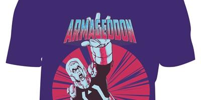 ARMAGEDDON EXPO 2016 - T-Shirts