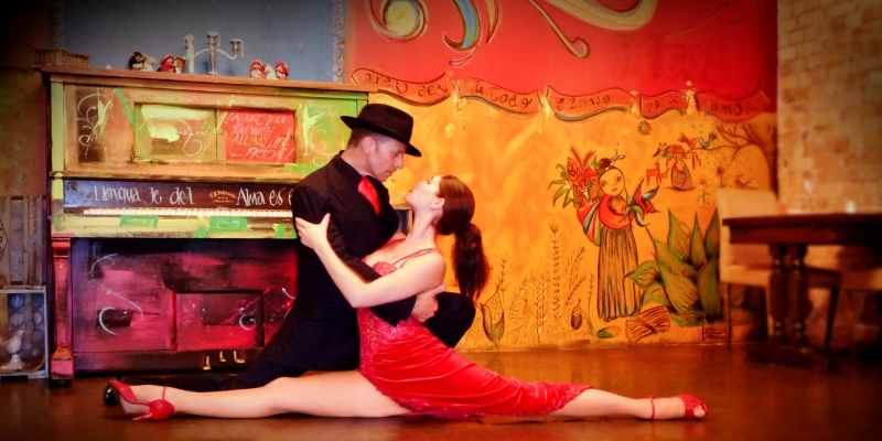 Argentine Tango Dance Classes