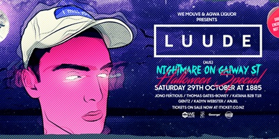 Halloween Special ft. LUUDE (AUS)