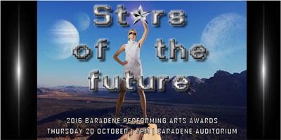 2016 Performing Arts Awards