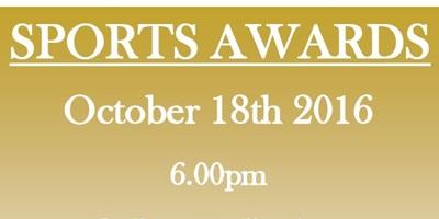 2016 Sports Awards