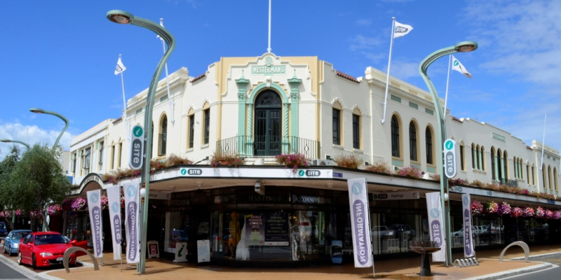 Art Deco Guided Walk Of Hastings CBD