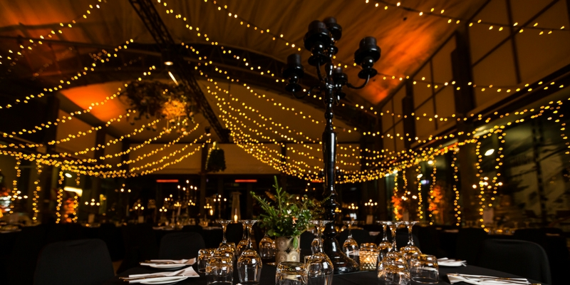 Black Tie Ball in the Opera House Plaza