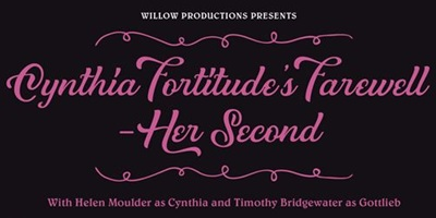 Cynthia Fortitude's Farewell - her second