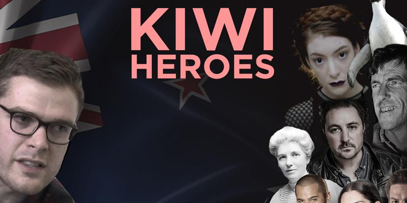 Kiwi Heroes Live