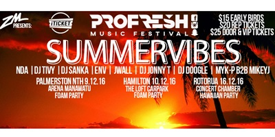 Summervibes FOAM Party