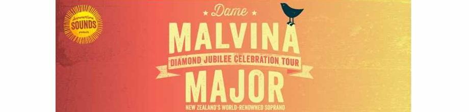 DAME MALVINA MAJOR DIAMOND JUBILEE CELEBRATION TOUR
