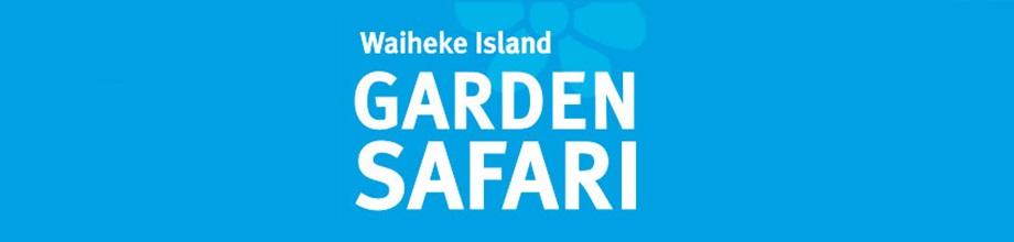 WAIHEKE ISLAND GARDEN SAFARI