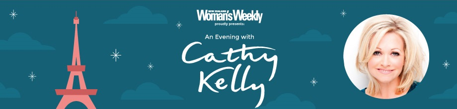 An Evening with Cathy Kelly