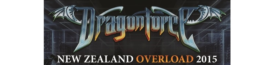 Dragonforce New Zealand Overload