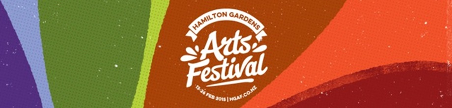 Hamilton Gardens Arts Festival 2015