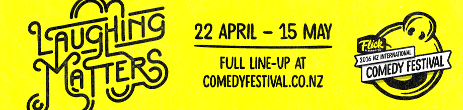2016 NZ International Comedy Festival (Auckland)