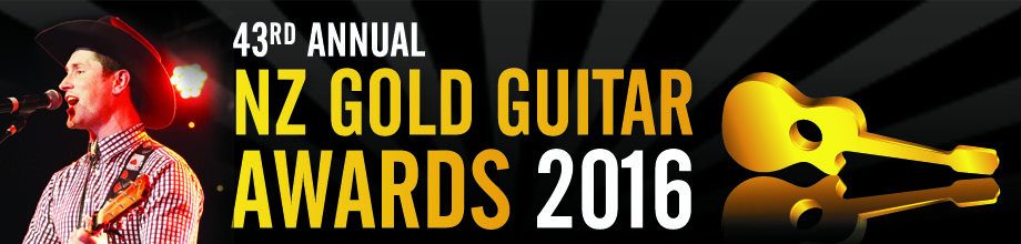 NZ Gold Guitars 2016