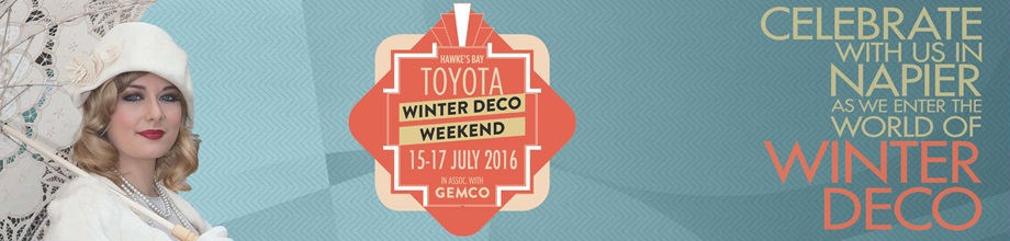 Hawke's Bay Toyota Winter Deco Weekend 2016