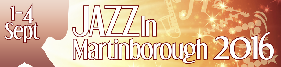 Jazz In Martinborough 2016