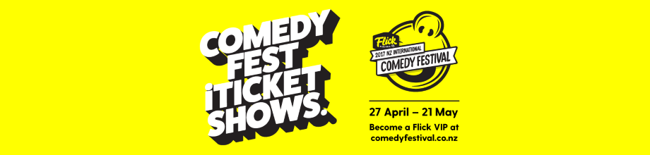 2017 NZ International Comedy Festival (Auckland)