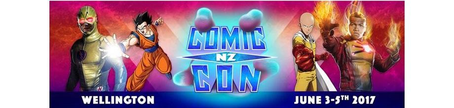 NZ Comic Con 2017