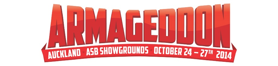 Armageddon Expo 2014