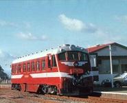 Vintage Railcar RM31